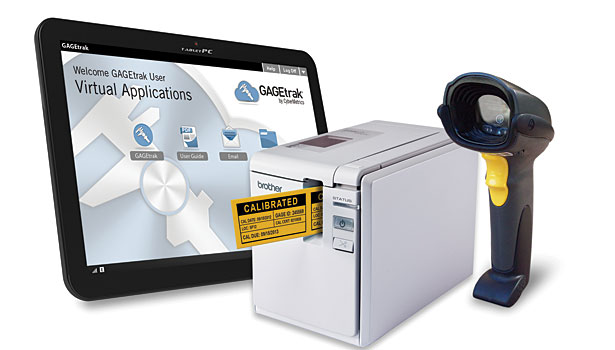 calibration software tablet label printers scanners