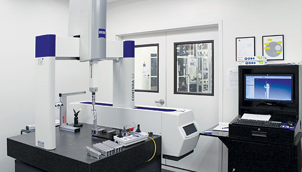 carl zeiss cnc machine