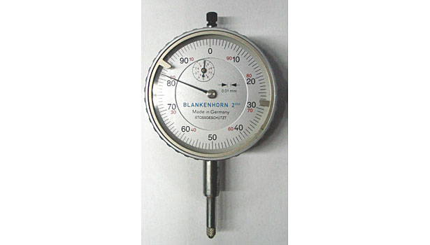 air gage measurement air pressure