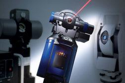laser tracker market structure