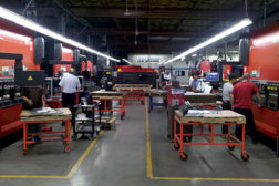 manufacturing floor workers quality