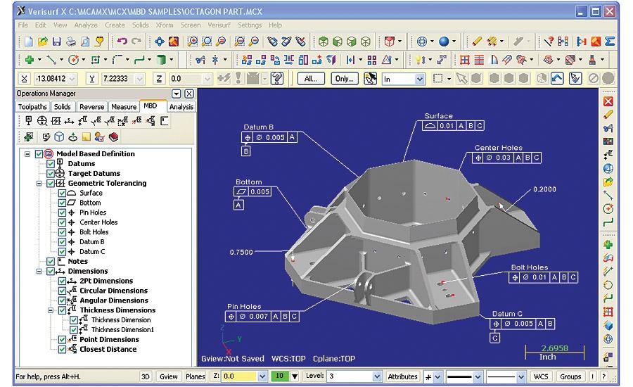 3 D Model Based Gdt For Inspection 2015 11 04 Quality Magazine
