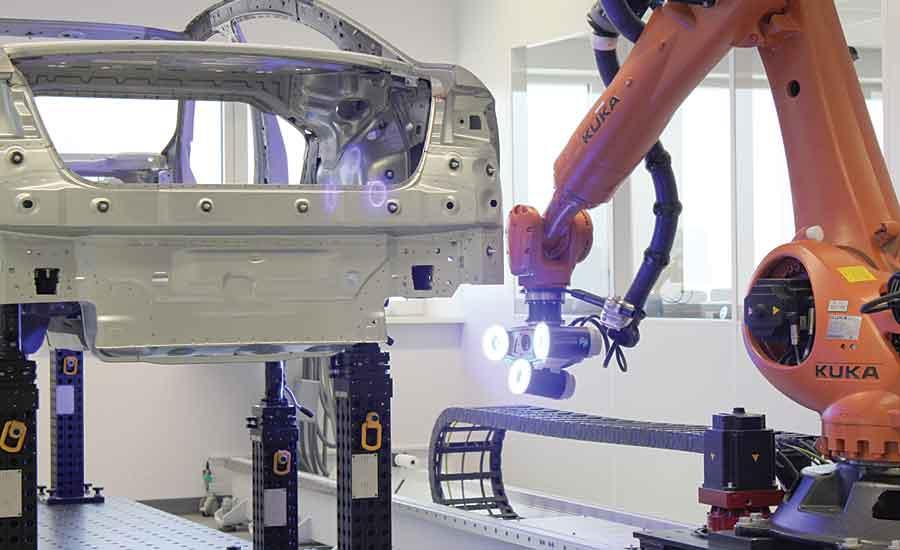 Automated Car Body Measurement   2015-10-01   Quality Magazine