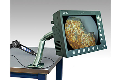 Borescopic Imaging System