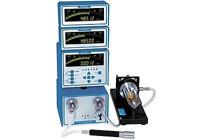 western micro air gage readouts