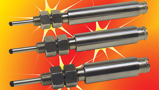 gaging probes lvdt precision ndt
