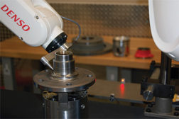 flaw detection robotic probe ndt