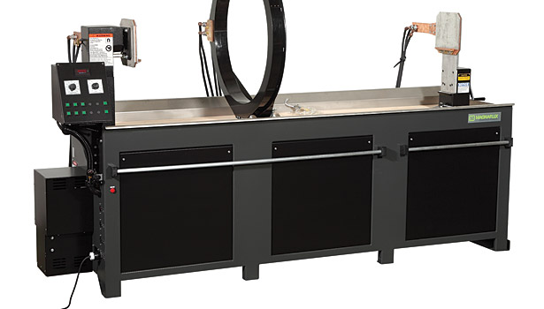 wet bench magnetic particle inspection