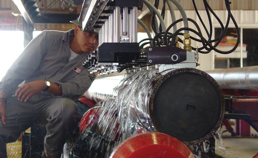 Ultrasonic Testing Of Metal Bars And Tubular Products