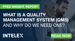 Intelex What is a Quality Management System (QMS)