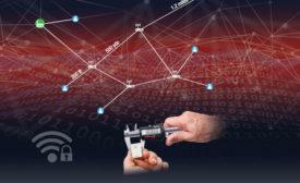 wireless measurement gaging