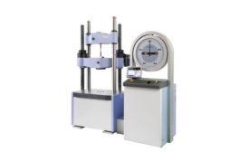 Universal testing machine from Shimadzu