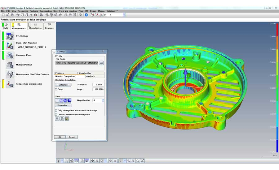 How to Utilize 3D Scanning to Minimize Costly Tooling Recuts