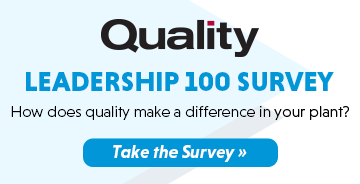 Quality Leadership 100 Survey