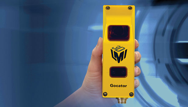 3d imaging gocator lmi yellow