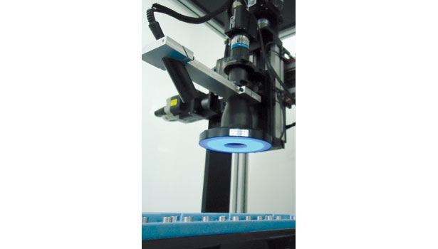 high resolution inspection machine quality