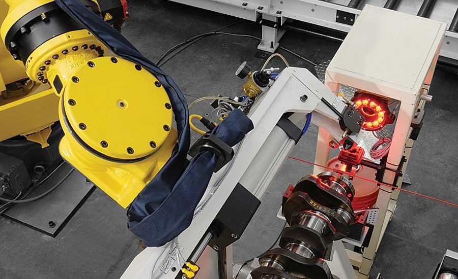 robotics machine vision