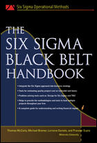 The Six Sigma Black Belt Handbook