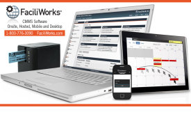 FaciliWorks CMMS Maintenance Management Software