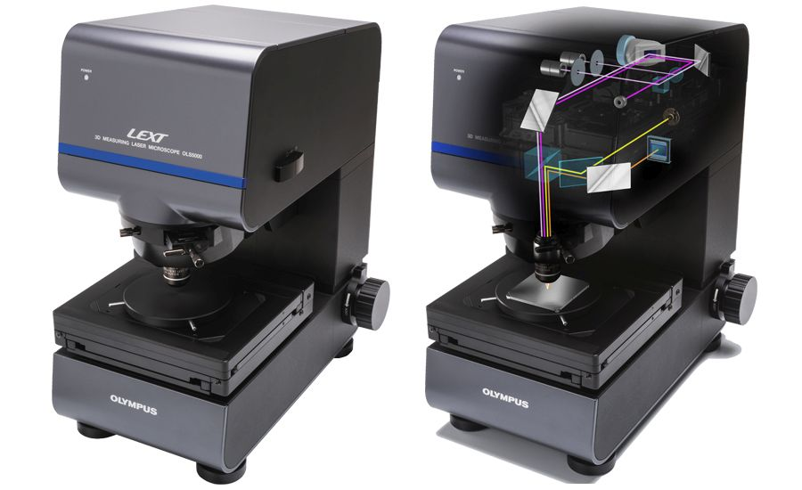 LEXT OLS5000 3D Laser Confocal Scanning Microscope