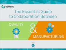 Hexagon Manufacturing Infographic